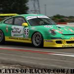 N°65 - MARTINET Pierre - TREMBLAY Gérard - Porsche 997 Cup S - PORSCHE ALMERAS - GT/Tourisme - Série V de V FFSA DIJON 2012