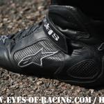 Bottine Alpinestars - Pilote - Série V de V FFSA DIJON 2012