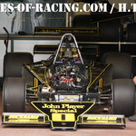 N°1 - BEAUMONT Andrew - Lotus 76 - 1974 -  Stands- Série F
