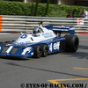 N°4 - WILLS Roger - Tyrrell P34 - 1976 - Epingle du Loews- Série F