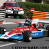N°34 - MOCKETT Douglas - Penske PC4 - 1976 - Epingle du Loews - Série F