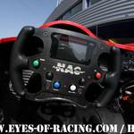 Cockpit - Volant - PROTO - Série V de V FFSA DIJON 2012